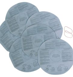 disposable wet dry shop vac filter bags for most shop vac and other on  [ 1024 x 1024 Pixel ]