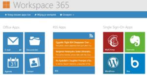 Workspace 365 RSS app