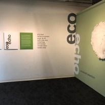 Eco Echo, installation view