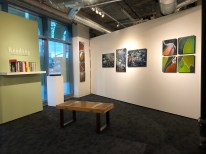 Eco Echo, installation view