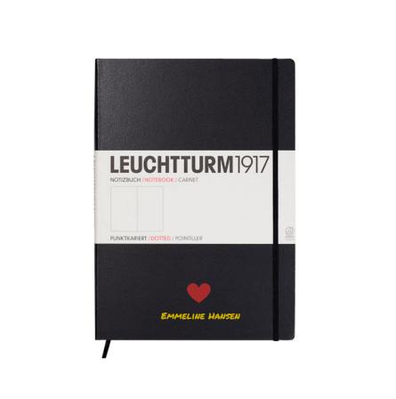 Leuchtturm1917 A4 Slim notesbog