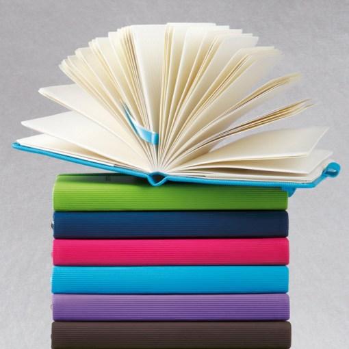 Conceptum notesbog i farver