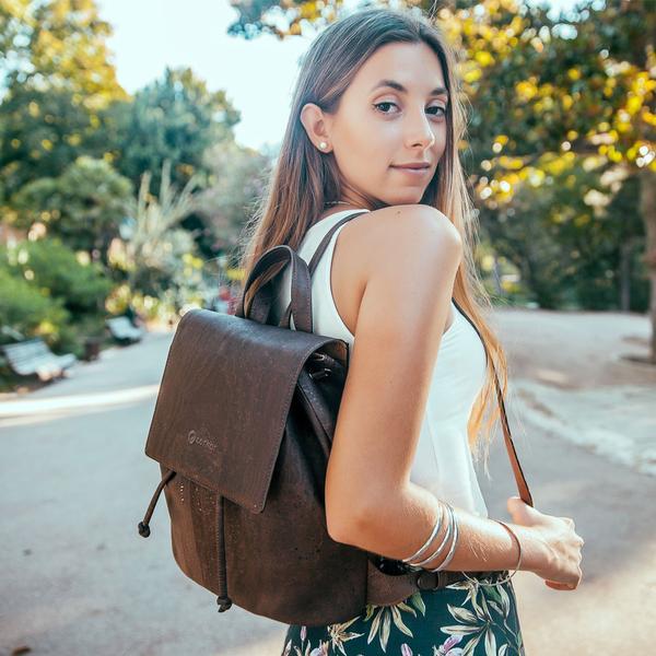 Bæredygtig rygsæk