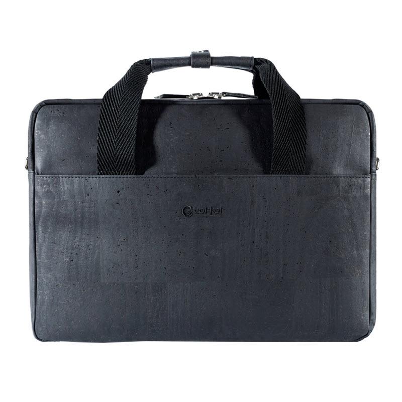 Blredygtig computertaske i kork