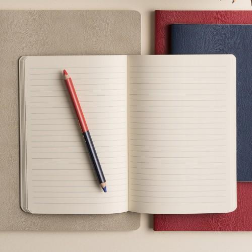Blød notesbog