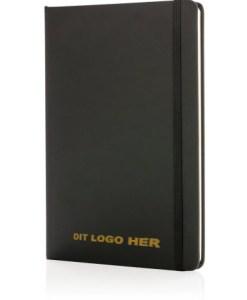 Soft A5 notesbog med logo