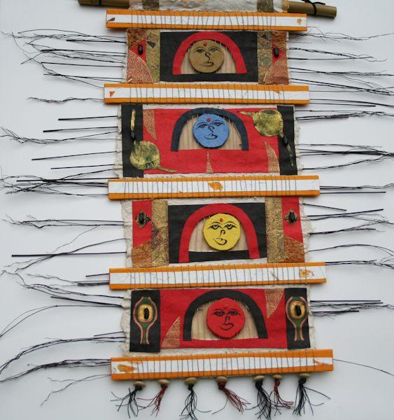 Buddhas by Susi Hall