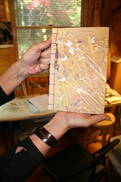 Japanese Stab Bound Book Workshop by Susi Hall