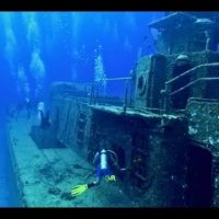 vapor scufundat