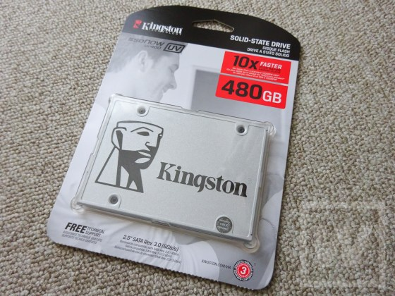 Kingston UV400 SSD Review 001