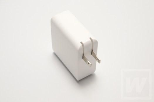 AUKEY USB Type-C 2ポート充電アダプタ 006 レビュー