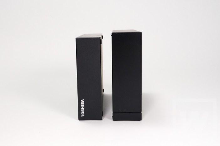 東芝 Canvio Desktop HD-TDA6U3-B-N 008 レビュー