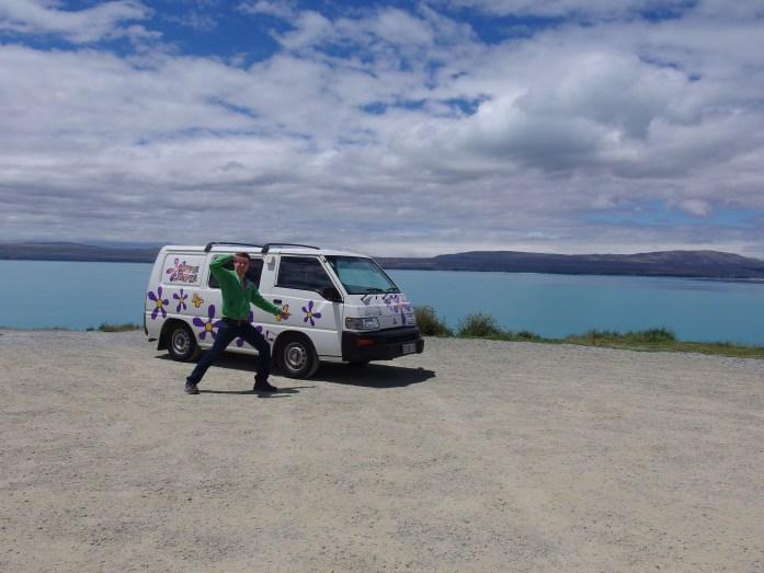 Neuseeland Roadtrip - Hippie Camper