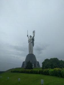 Kiew Statue