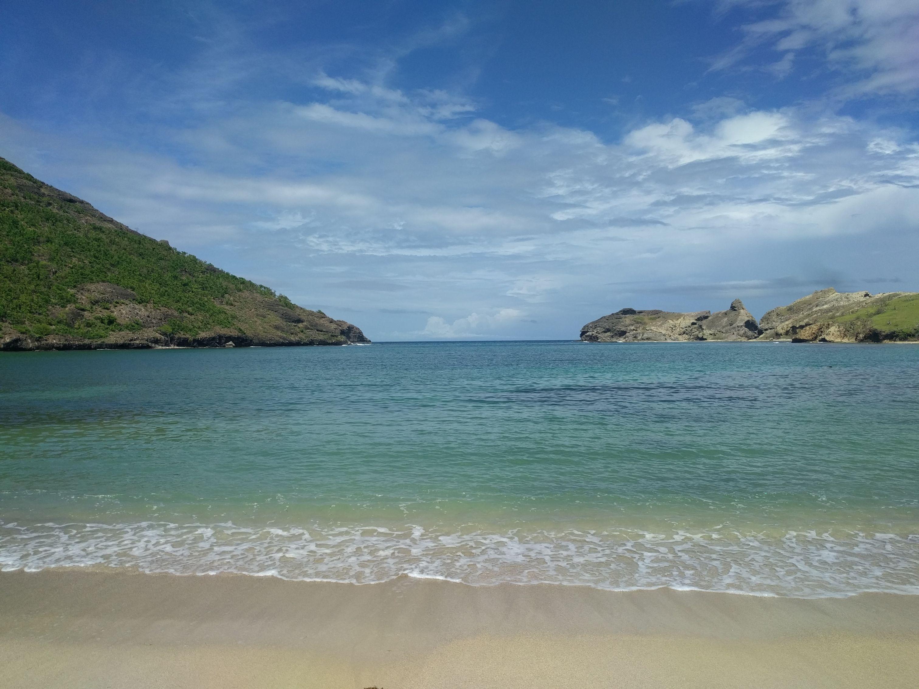 Strand auf Terre-de-Haut (Les Saintes)