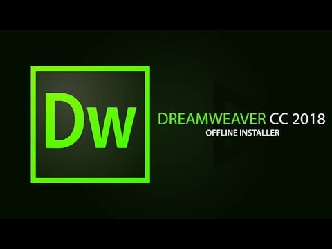 Install Adobe Dreamweaver CC 2018 Free Download