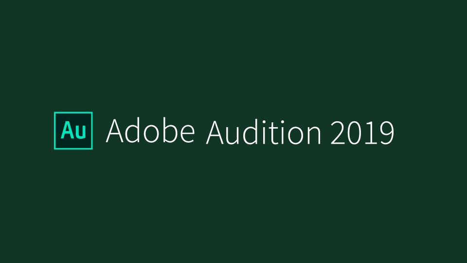 Adobe Audition CC 2019 Free Download Full Version