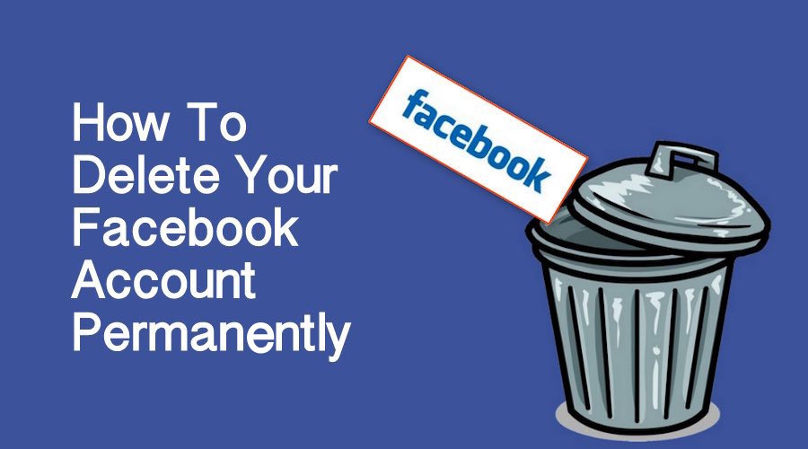 How To Delete Facebook Account 2020 On Mobile