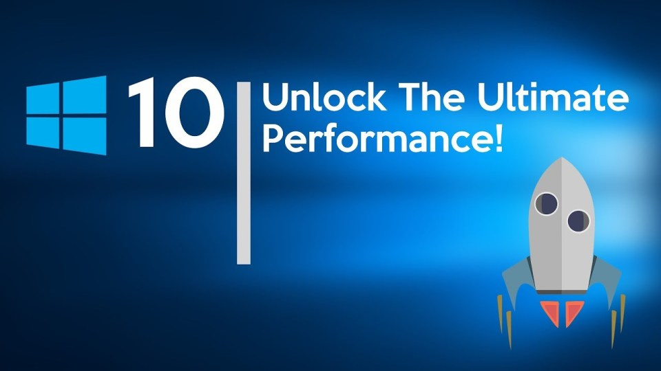 How to Enable Ultimate Performance in Windows 10