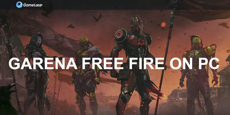 Download Garena Free Fire on PC with Gameloop