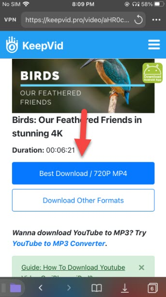 How to Download YouTube Videos on iPhone (2021)