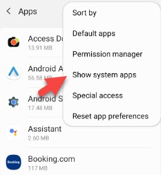 Delete The Keyboard History on Android