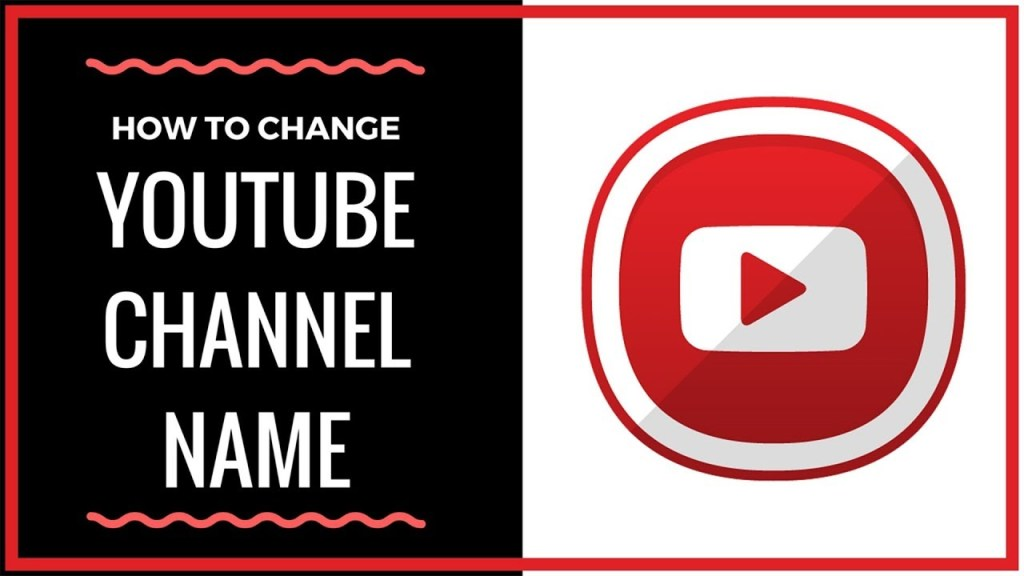 How to Change YouTube Channel Name on Web and Mobile