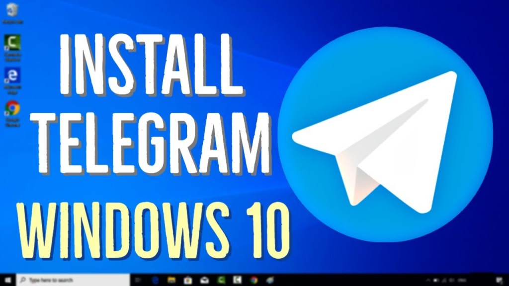 How to Install Telegram on Windows 10 PC