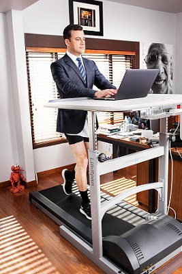 Who Are the Celebrity Treadmill Desk Users