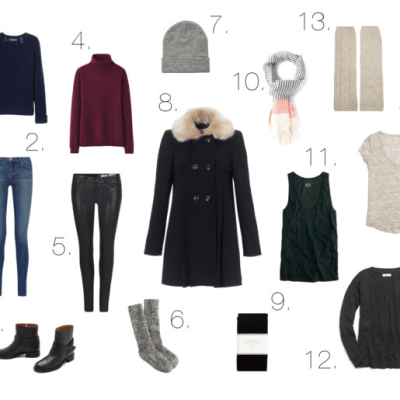 Winter Spring Break – What to Pack