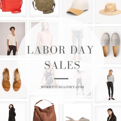 SHOP NOW: Labor Day Sales