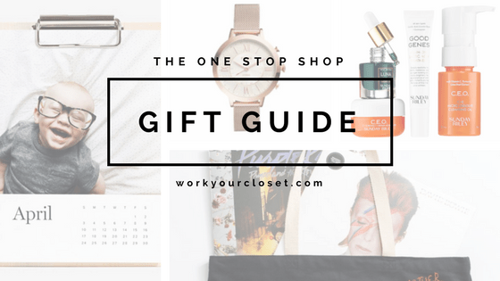 A Round-up of Holiday Gift Guides