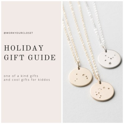 GIFT GUIDE: One of A Kind & Cool Kiddos