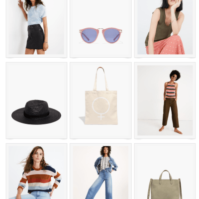 Weekend Wants – Madewell Sale