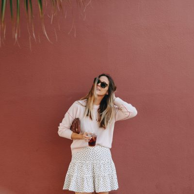 Spring in my step with Madewell