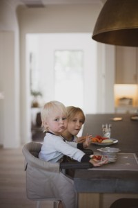 How We Switched Up Meal Time at Home with Pottery Barn Kids - Jamie Gernert, Work Your Closet