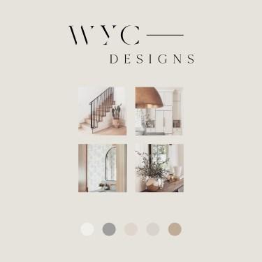 Jamie Gernert, Founder of WYC Designs