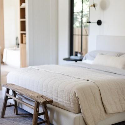 Modern Simplicity with Garnet Hill