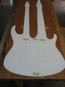 3way Wiring Diagram Building A Custom Double Neck Guitar Worland Custom Guitars