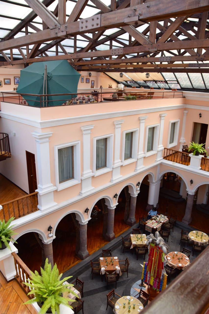 hotel patio andaluz room restaurant