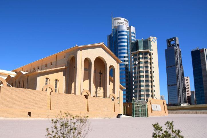Kuwait Church | World-Adventurer