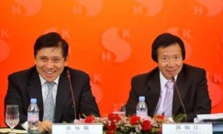 Hong Kong: Sun Hung Kai Properties chairmen arrested