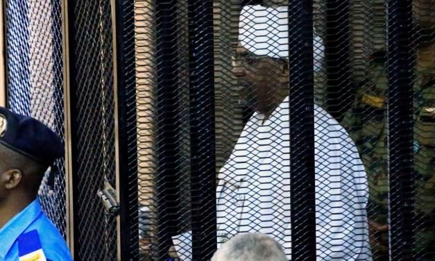 Sudan: Ousted president Omar al-Bashir on trial for corruption
