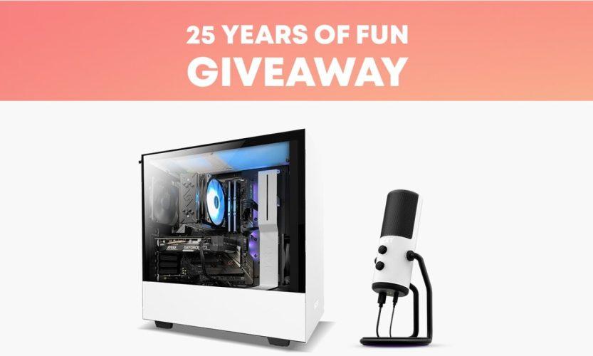 free gaming pc giveaway