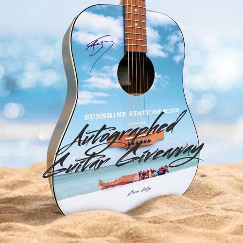 free guitar giveaway