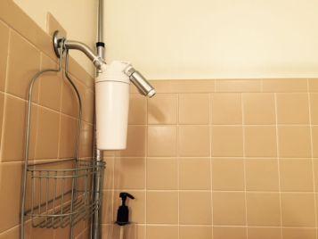 アメリカのシャワー浄水器