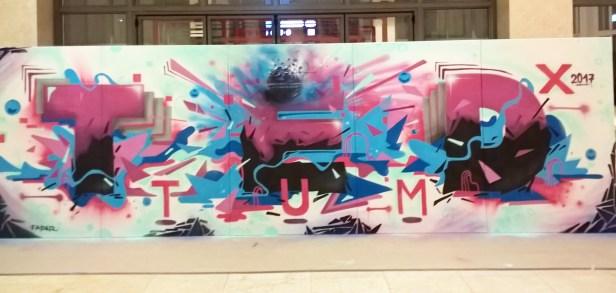 Graffiti live by TEDxTUM