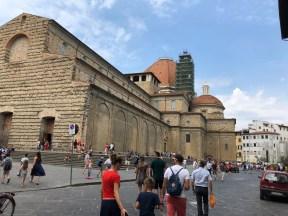Three Days in Florence: The Basilica of San Lorenzo