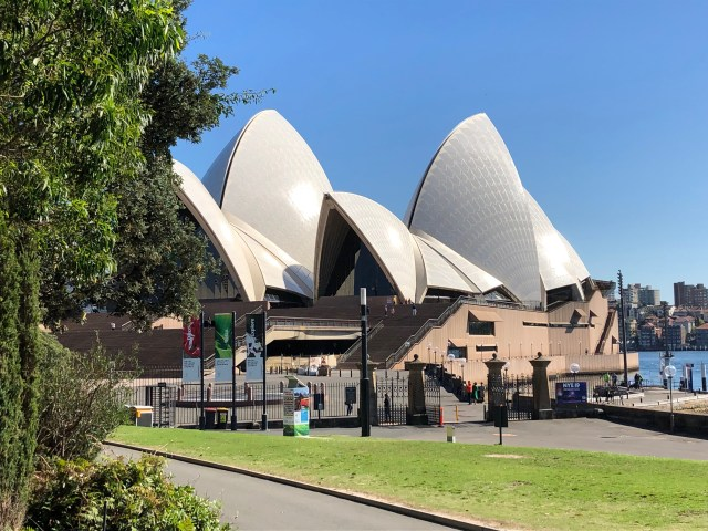 Best Things to Do in Sydney:  The Sydney Opera House