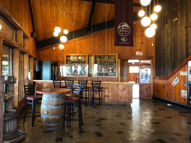 Finger Lakes Wine Tour: Inside Wagner Vineyards
